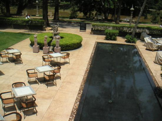 FCC Angkor: It's not the pool ....