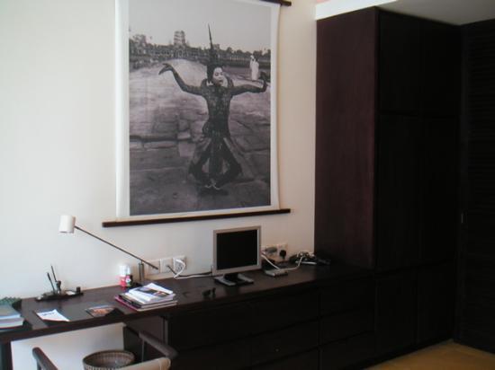 FCC Angkor: Room furniture