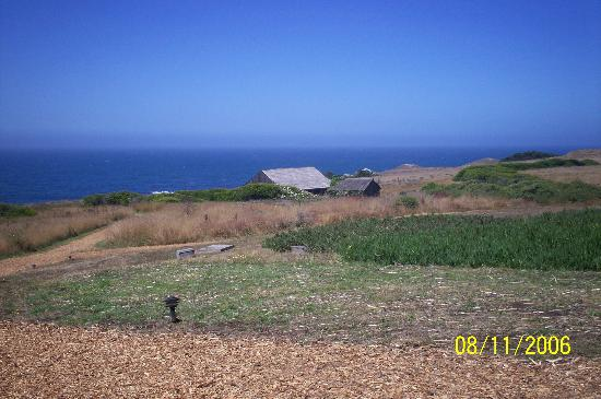 Sea Ranch Lodge: view from lodge
