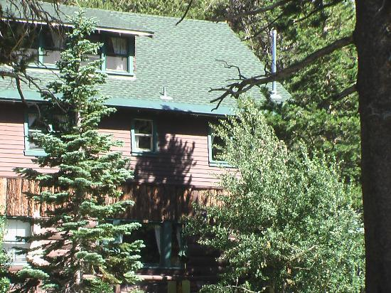 Tamarack Lodge and Resort: Room 1 is located on the top corner