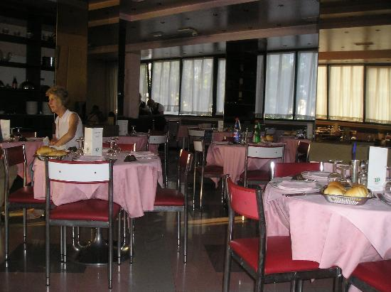 Hotel New Tiffany's Park: Dining Room