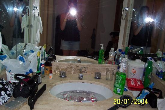 Canto Del Sol Plaza Vallarta: Sink