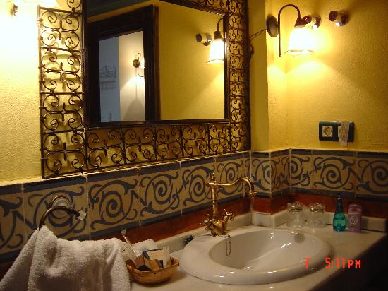 Hotel Zaguan del Darro : Bathroom