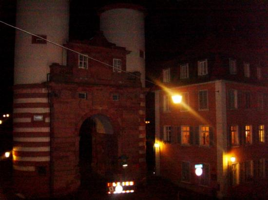 Hotel Goldener Hecht: Night view