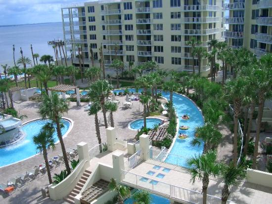Lazy river floats your cares away! - Destin West Beach and ...