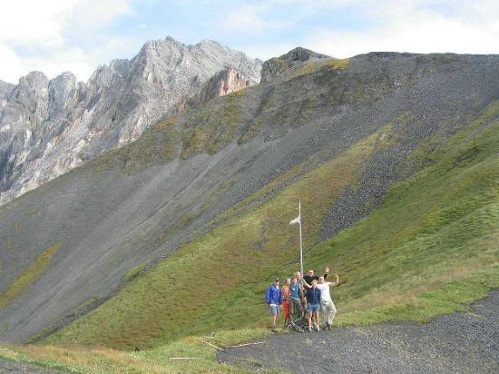 Irkutsk, Rusia: A day hike to the ridge
