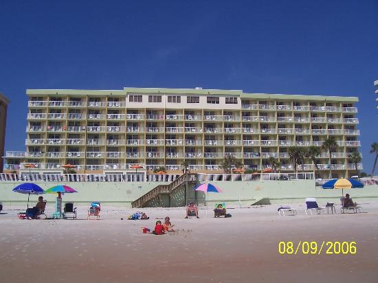 Bluegreen Daytona Seabreeze Ascend Resort Collection Back Of The Sea Breeze