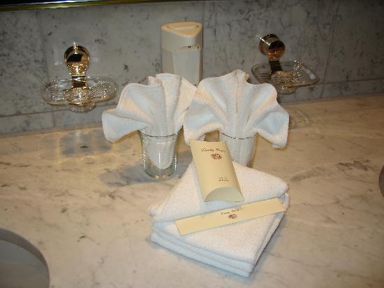 Hotel Mein Almhof: Bathroom