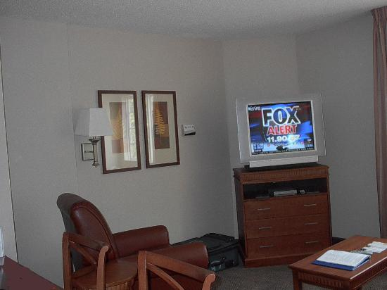 Candlewood Suites Virginia Beach / Norfolk: Living Room1