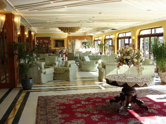 Tui Sensimar Grand Hotel Nastro Azzurro : Relax Area