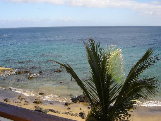 Los Fariones Hotel: view from room