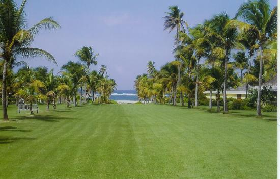 Nisbet Plantation Beach Club : to the beach
