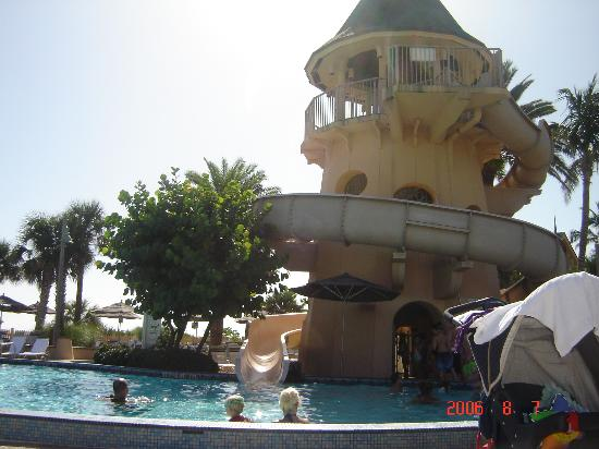 Disney's Vero Beach Resort: Waterslide