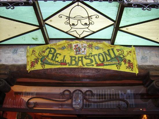 تاورمينا, إيطاليا: Re Di Bastoni Bar