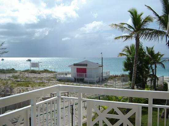 Alexandra Resort: View from our studio luxury oceanfront