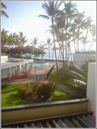 ويندام رويال سي كليف: View from the Balcony