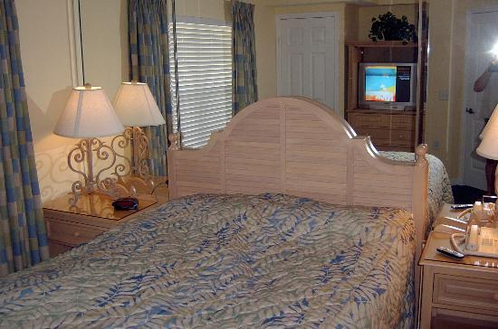 The Bedroomin The One Bedroom Condo Picture Of Liki Tiki Village Kissimmee Tripadvisor