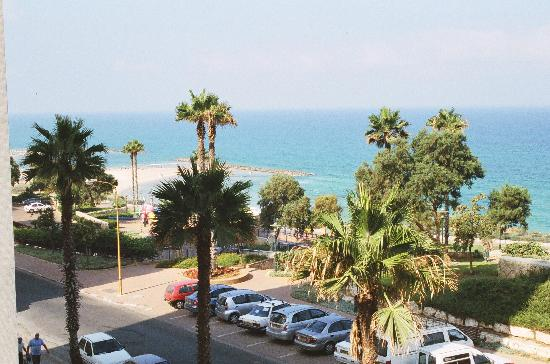 King Solomon Hotel: view from room