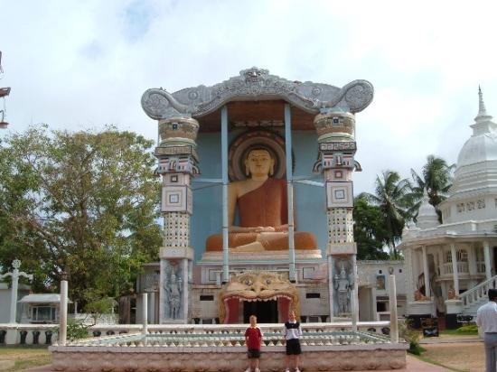 Negombo, Sri Lanka: Abesekararamya Temple