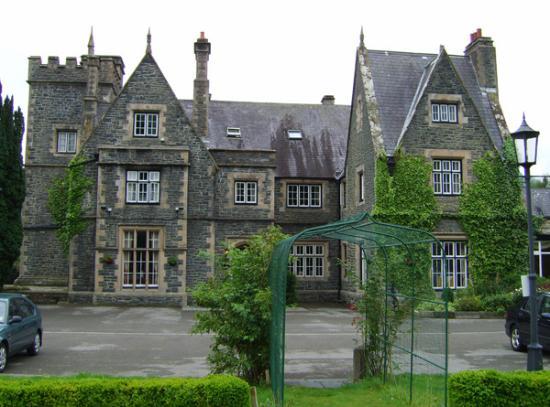 Maenan Abbey Hotel: Maenan Abbey - North Wales