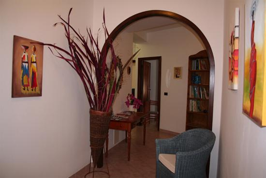 Bed and Breakfast Alghero : internal view