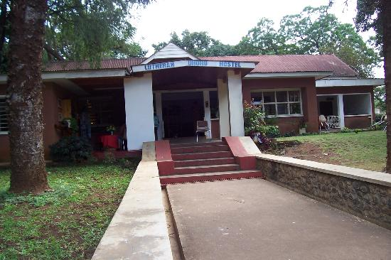 Lutheran Uhuru Hostel (main entrance)