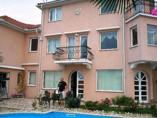 Villa Palme: Appartment view