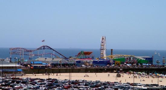 Potret Santa Monica