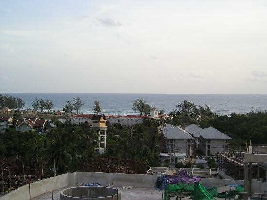 Pacific Club Resort: view from room