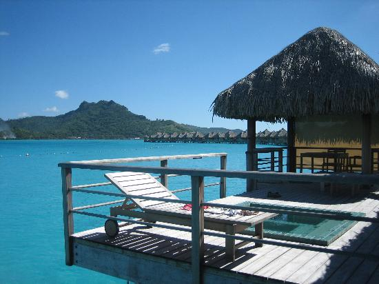 The St. Regis Bora Bora Resort-bild