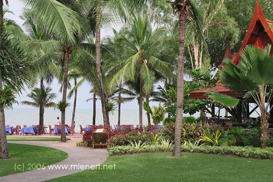 Anantara Hua Hin Resort: Anantara Beachfront.