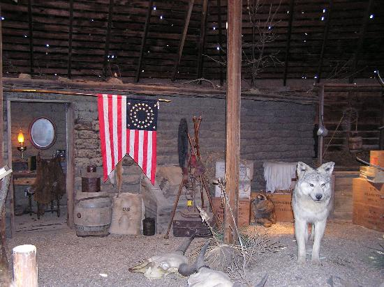 Murdo, Южная Дакота: Dances with Wolves Props