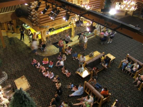 Great Wolf Lodge : Storytime