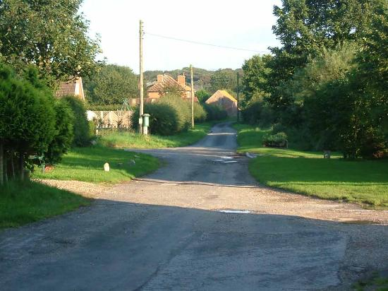 East Riding of Yorkshire, UK: Rolston near Hornsea