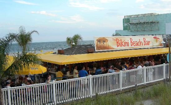 Atlantic City Nj Bally S Beach Bar