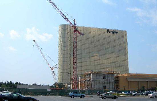 Atlantic city nj borgata hotel casino