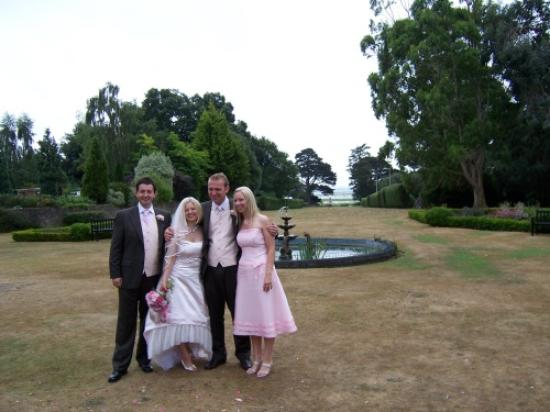 Macdonald Elmers Court Hotel & Resort: Wedding Pics