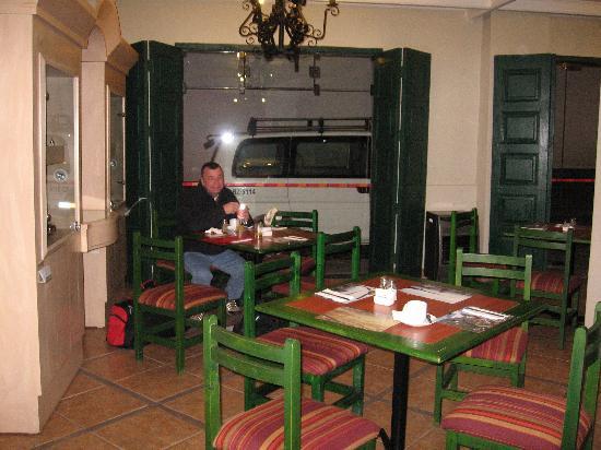 Casa Andina Classic Cusco Koricancha: Cafe