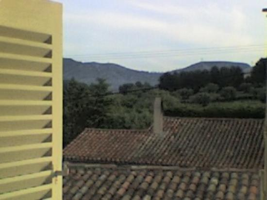 Aubagne, Frankreich: View from one of the rooms