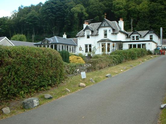 The Achray House Hotel and Lodges: ACHRAY HOUSE HOTEL
