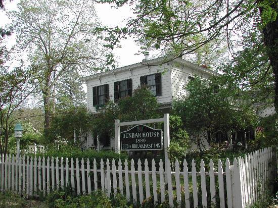 Dunbar House, 1880: Exterior