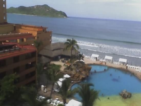 Costa de Oro Beach Hotel: Another View from Balcony