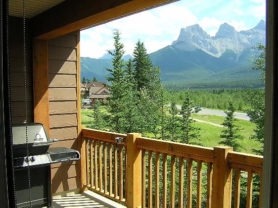 Falcon Crest Lodge by CLIQUE: Balcony View
