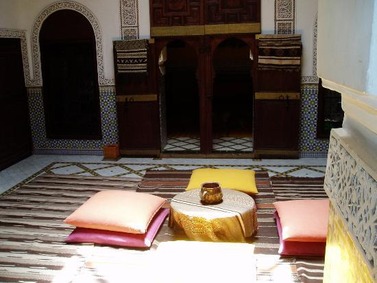 Ryad El Borj: royal suite