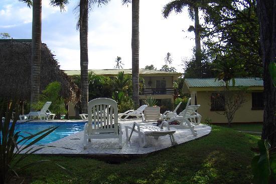 Villas Estrellamar: pool