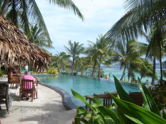 Tokoriki Island Resort: Main pool