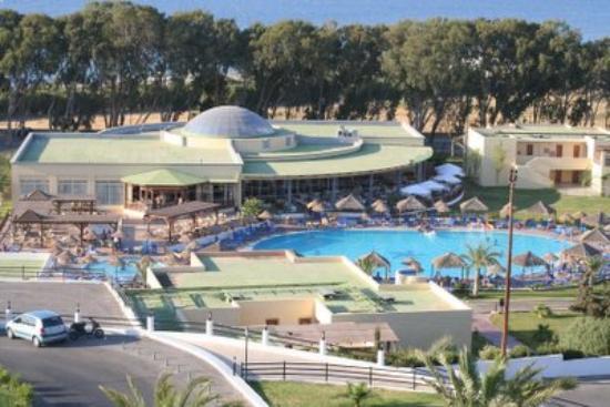 Kipriotis Maris: view of hotel