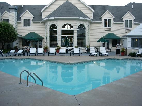 Gorges Grant Hotel: Pool (Outdoor)