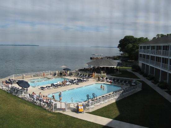 BayShore Resort: View from our window
