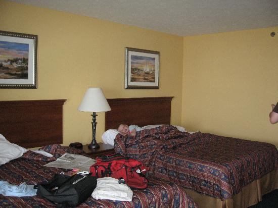 BayShore Resort: Our room